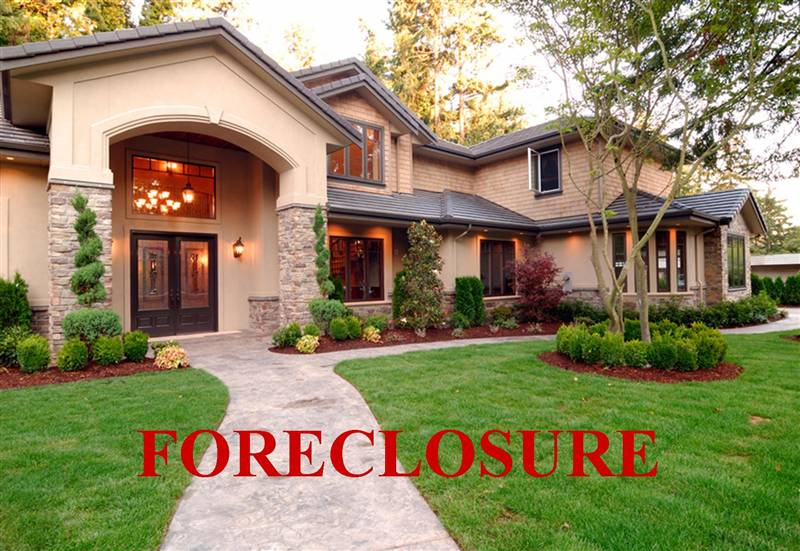 Foreclosures Real Property Auction